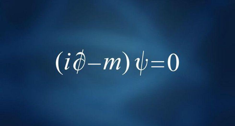 Esta es la ecuación del amor que se ha hecho viral en los últimos días.
