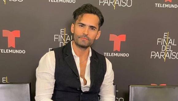 """Fabián Ríos ha contado que ha sido lo malo de ser parte de los protagonistas de """"Sin senos sí hay paraíso"""" (Foto: Telemundo)"""