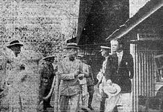 Episodio 1: cuando el futuro rey de Inglaterra y su hermano Jorge conocieron Piura en 1931
