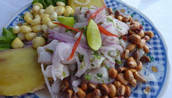 Cebiche: uno de los 25 platos que debes probar antes de morir