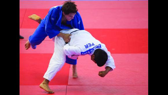 Juegos Odesur: Judoka Alonso Wong gana tercer oro para Perú