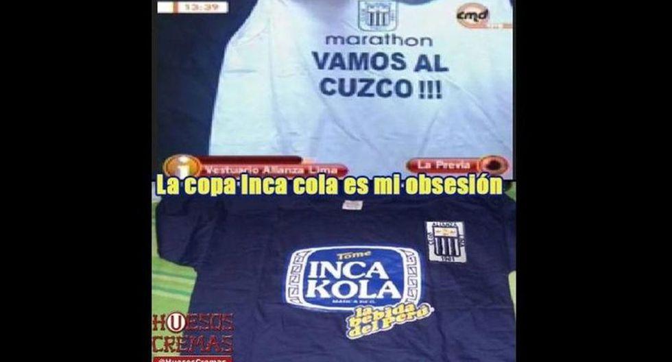 Burla crema: mira los memes en contra de Alianza y la Copa Inca - 3