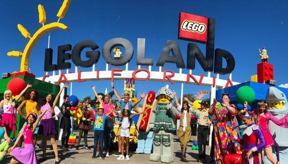 El primer Legoland abrió en 1968 cerca de la sede de Lego en Dinamarca. (Foto: Legoland)