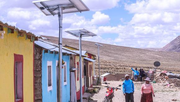 La idea del proyecto es dotar de energía a las poblaciones alejadas del país. (GEC)