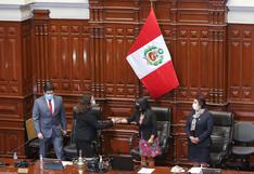 Congreso: Confianza al Gabinete Bermúdez en medio de la crisis agraria