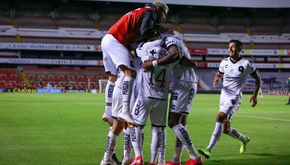 Querétaro gana 4-1 a América por el Apertura de la Liga MX | Foto: Querétaro