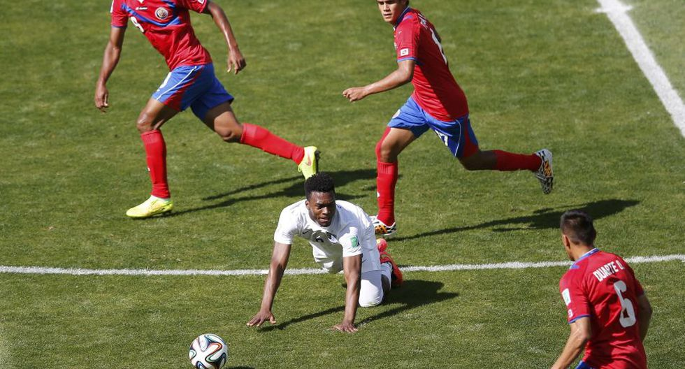 Inglaterra se despide del Mundial ante la sorpresa Costa Rica - 3