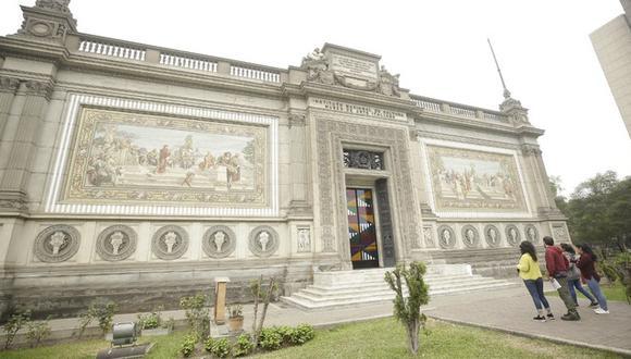 El Museo de Arte Italiano está ubicado en la avenida Paseo de la República 250, en el Cercado de Lima.(Foto: Ministerio de Cultura)