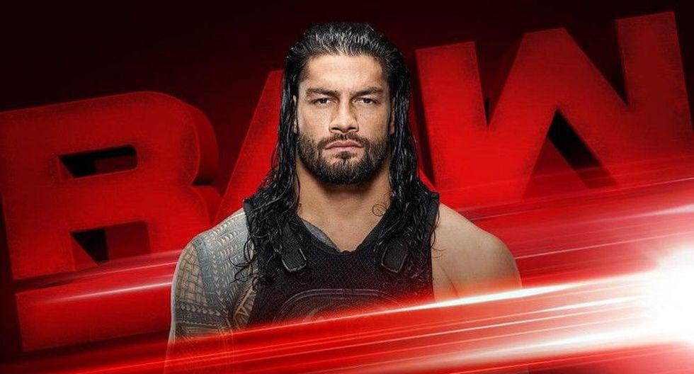 Monday Night Raw: este lunes desde las 7:00 p.m. desde Indiana. (Foto: WWE)