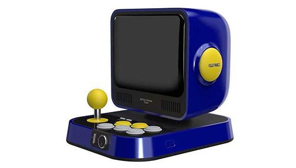 Retro Station, la nueva mini-arcade de Capcom con juegos de Mega Man y Street Fighter. (Difusión / Siliconera)