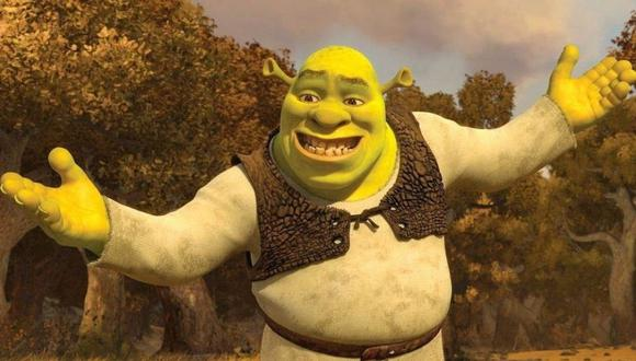 """""""Shrek"""" es una película estrenada en el 2001que cuenta la historia de un ogro que encuentra al amor de su vida en una peculiar misión. (Foto: DreamWorks Animation)"""