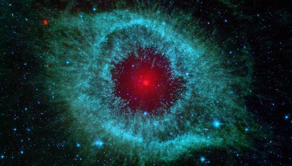 La gravedad causa que el Universo se vea igual en todas partes. (Foto: NASA)