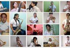 Sinfonía por el Perú y cómo enseñar música a 6 mil niños por zoom