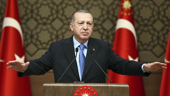 Tras victoria en Afrín, Erdogan extenderá ofensiva a otras ciudades sirias. (Foto: AP)