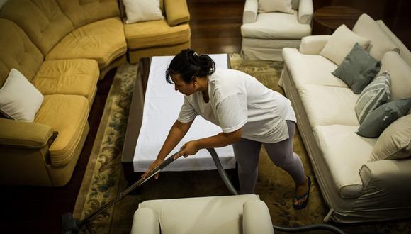 Un hombre deberá pagarle US$180 mil a su ex esposa por sus años como ama de casa. (Foto referencial, AFP).