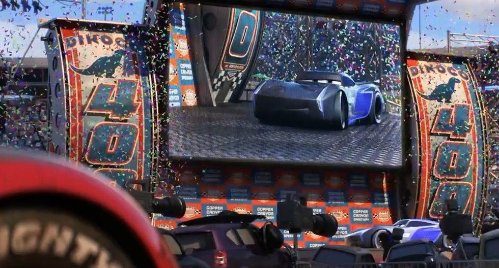 """""""Cars 3"""": las claves que dejó el primer tráiler del filme - 14"""