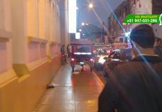 WhatsApp: impunidad en calles del Cercado de Lima (FOTOS)