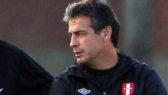 ¿Bengoechea hará jugar a Perú al estilo de Real Garcilaso?