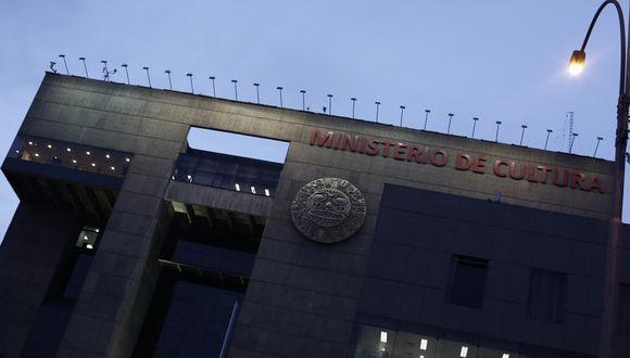 Las indagaciones a los contratos del Ministerio de Cultura empezaron luego de conocerse las contrataciones que tuvo con Richard Cisneros. (Foto: GEC)