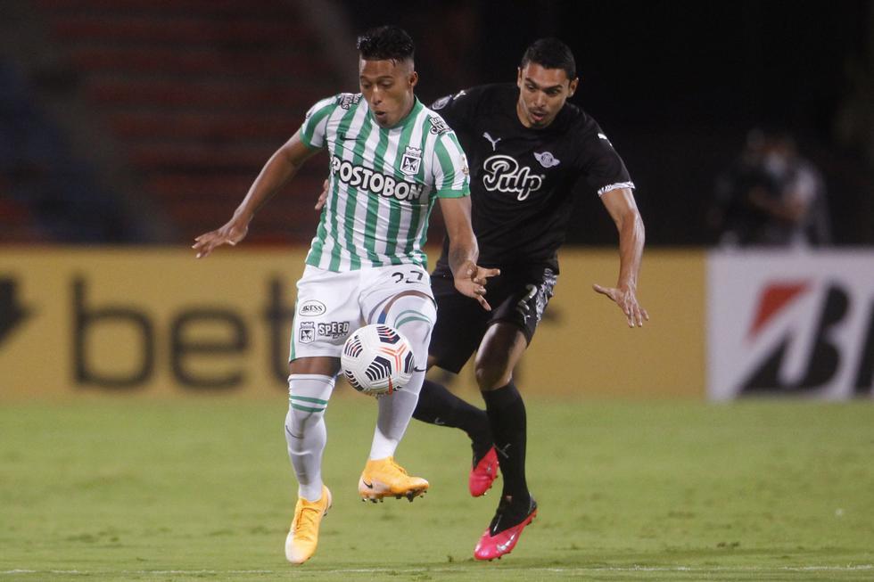 Atlético Nacional vs. Libertad: resumen, goles y fotos del duelo por Copa Libertadores | DEPORTE-TOTAL | EL COMERCIO PERÚ