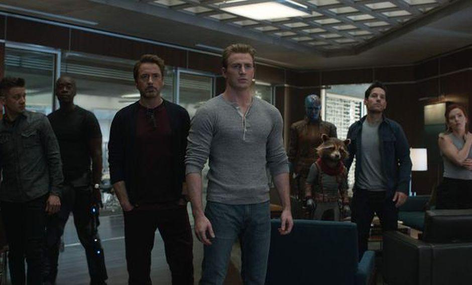 """""""Avengers: Endgame"""" no tiene escenas post-créditos, pero sí algo más (Foto: Marvel Studios)"""