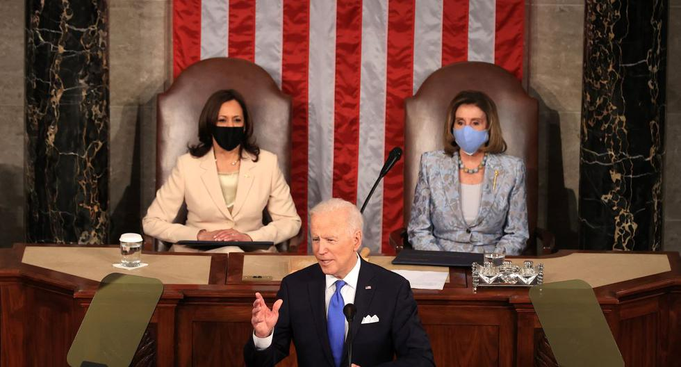 The 5 traits that make Biden's first speech to the United States Congress unique