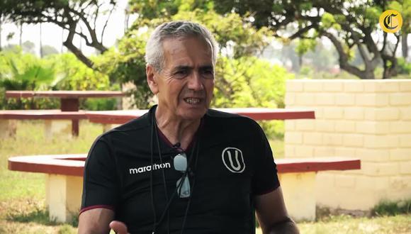 Gregorio Pérez llegó a Universitario en diciembre del año pasado. (Foto: GEC)
