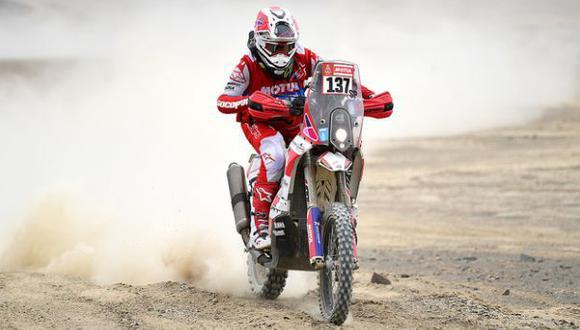 Este es el primer Dakar de César Pardo. (Foto: Itea)