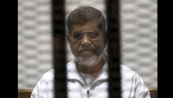 Mohamed Mursi. (Reuters)