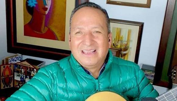Diosdado Gaitán Castro alista conciertos presenciales en Estados Unidos. (Foto: Instagram)