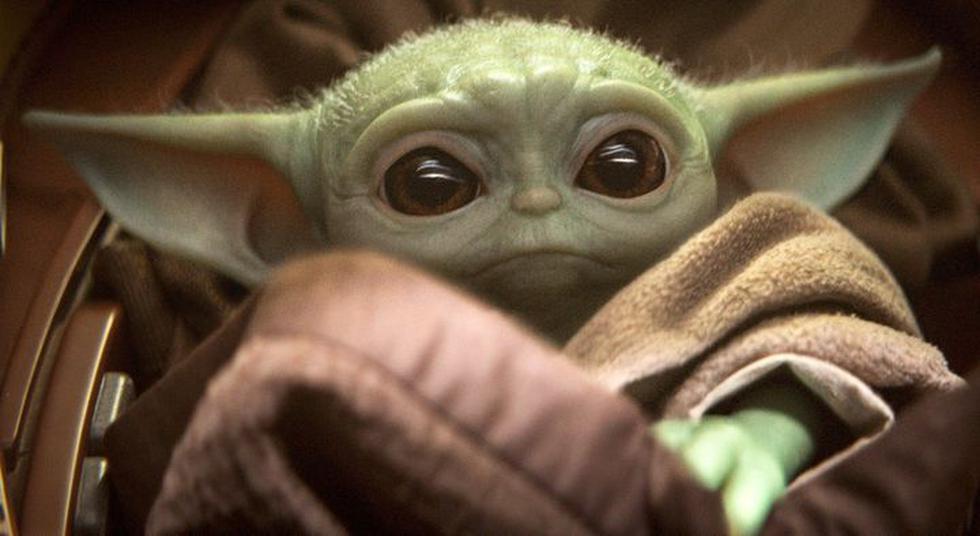 Se ponen a la venta figuras de acción del popular 'Baby Yoda'. (Fotos: Disney)