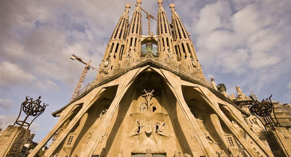 La Sagrada Familia, España. (Foto: YaZzZz/ Flickr)