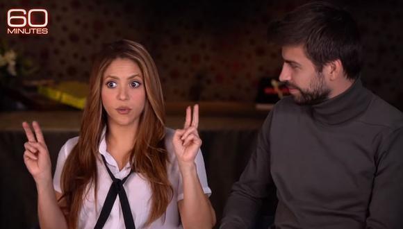"""Shakira revela el motivo por el que no quiere casarse con Gerard Pique: """"El matrimonio me aterra"""". (Foto: Captura de video)"""
