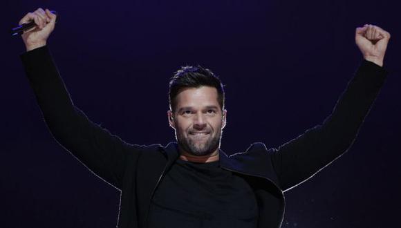 Ricky Martin tendrá una figura de cera en Madame Tussauds