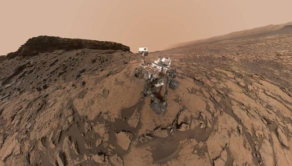 Curiosity. En 2011, la NASA envió a Marte el vehículo más pesado (899 kilos) que nunca ha llegado a ese mundo. (Foto: NASA)
