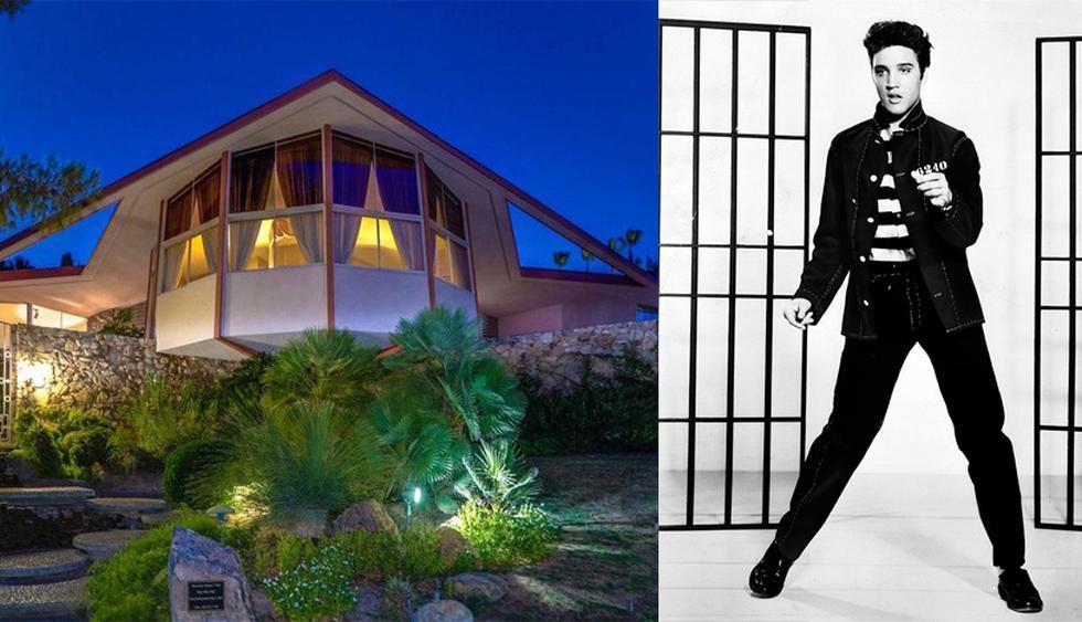 La vivienda fue construida por el arquitecto William Krisel. Se ubica en Palm Springs, California. (Foto: Realtor)