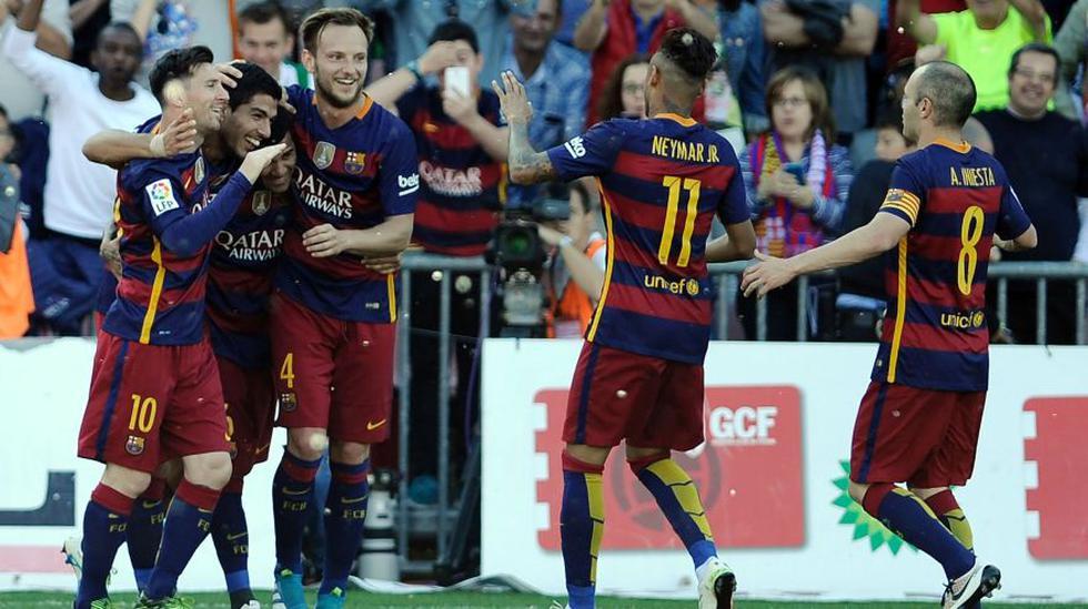 Barcelona: las fotos del festejo culé por el título de Liga - 5