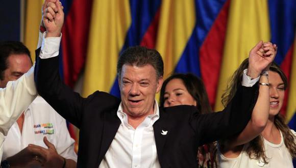 Juan Manuel Santos, el presidente reelegido por prometer la paz