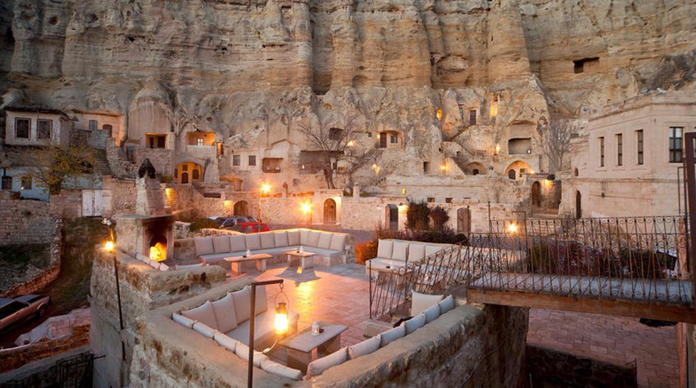 Duerme en este elegante hotel en las cuevas de Cappadocia - 1