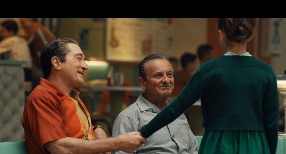 """""""El irlandés"""" / """"The Irishman"""" - 27 de noviembre. (Foto: Netflix)"""