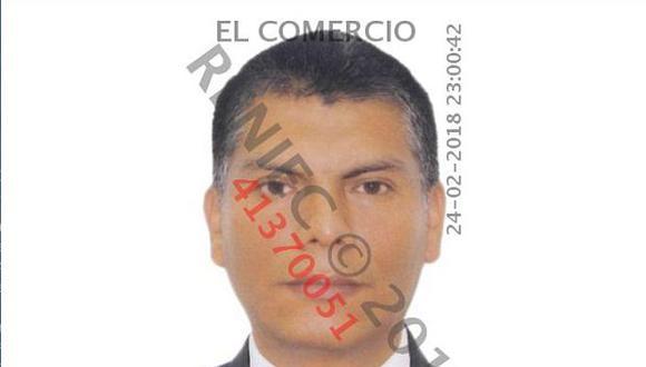 Miguel Ángel Sánchez Mercado ha sido procurador del caso de la azucarera Tumán. (Foto: Reniec)
