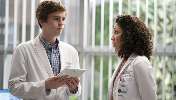 """""""The Good Doctor"""" se estrenó el 25 de septiembre de 2017, desde entonces se convirtió en una de las series de televisión más populares (Foto: ABC)"""