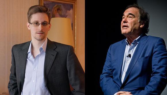 """Edward Snowden """"feliz"""" de que Stone haga película sobre su vida"""