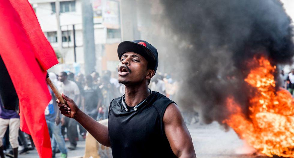 Más de 40 personas murieron en las recientes protestas en Haití. (AFP / Valerie Baeriswyl).