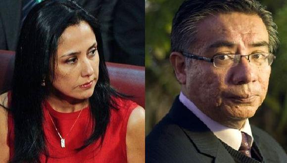 """""""Filtraciones de fiscalía afectan derechos de Nadine Heredia"""""""