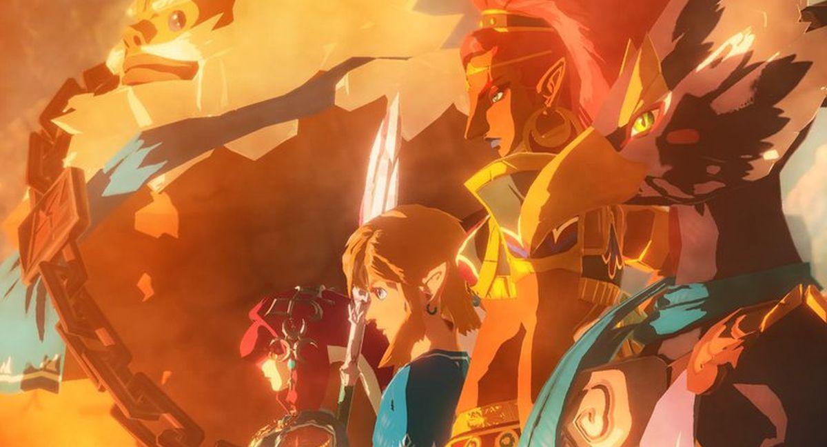"""Se trata de """"Hyrule Warriors: La era del cataclismo"""". (Foto: Nintendo)"""