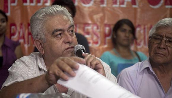 Revocan arresto domiciliario a abogado de Abimael Guzmán