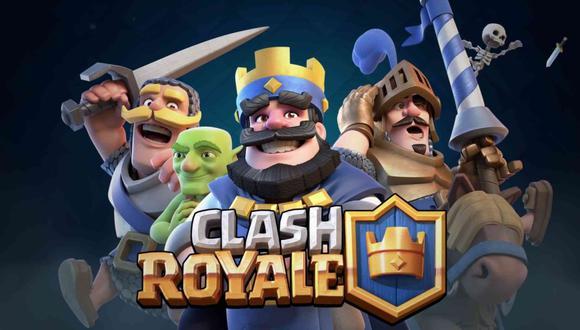 Clash Royale. Tan solo en sistema Android, el videojuego ha tenido más de 100 millones de descargas. (Foto: Clash Royale)