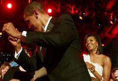 Los bailes más divertidos de los presidentes