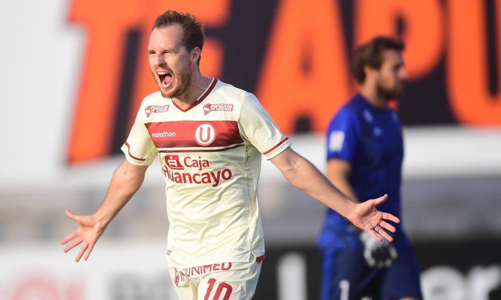 Universitario venció 1-0 a UTC en el Iván Elías Moreno por la jornada 3 (pendiente) de la Liga 1 | Foto: @ligafutprof